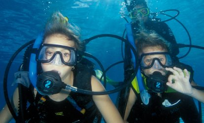 image for Scuba Diving Session for Child or Adult with Scuba Pursuits (58% Off)