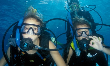 Scuba Diving for Child or Adult