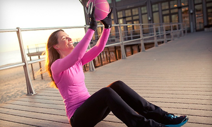 Gaia Fit - Medway Park: 10 or 20 Boot-Camp Classes from Gaia Fit (Up to 82% Off)