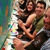 Up to 50% Off BYOB Painting Class at Paint & Sip Studio NY