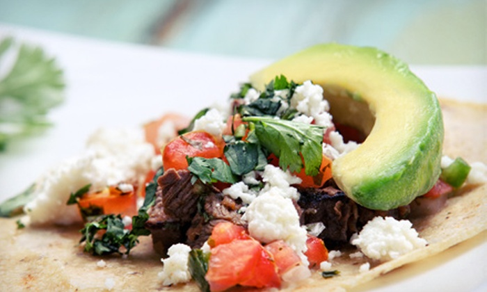 Pozo Mercado - Uptown: $15 for $30 Worth of Gourmet Mexican Cuisine and Seafood at Pozo Mercado