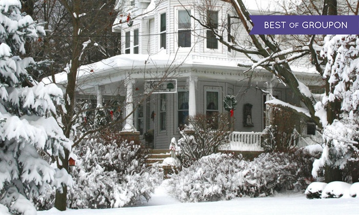 Kingsley House - Fennville, MI: 2-Night Stay for Two in a Standard Deluxe Roomwith a $75 Activity Credit at Kingsley House in Fennville, MI