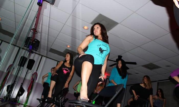 South Shore Vegas Stiletto Fitness - Boston: $81 for $180 Worth of Services — South Shore Vegas Stiletto Fitness