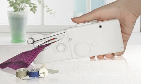 Máquina de coser de mano AEG
