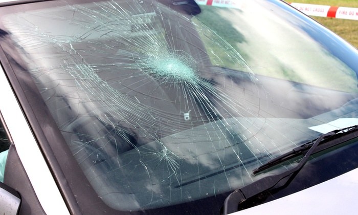 CAR WINDSHIELDS & ALL AUTO GLASS - Multiple Locations: 76% Off Toward Full Windshield Replacement at CAR WINDSHIELDS & ALL AUTO GLASS