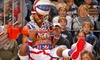 Harlem Globetrotters – Up to 51% Off Two Tickets
