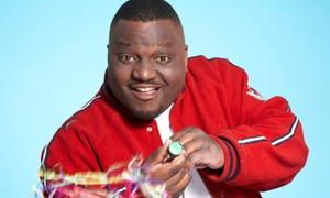 Aries Spears: Aries Spears at Funny Bone Comedy Club on August 20–23 (Up to 25% Off)
