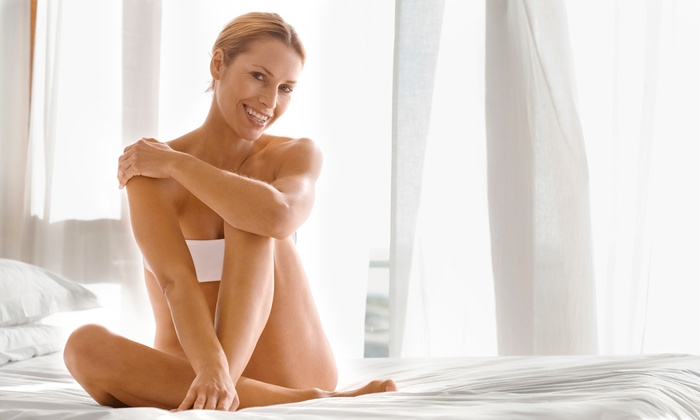 Island Retreat - A Medical Spa - Portsmouth: Six Laser Hair Removal Treatments on a Small, Medium, or Large Area at Island Retreat - A Medical Spa (Up to 78% Off)