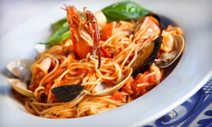 Villa Verde Café - Central Pasco: $15 for $30 Worth of Italian Cuisine for Two or More People at Villa Verde Café