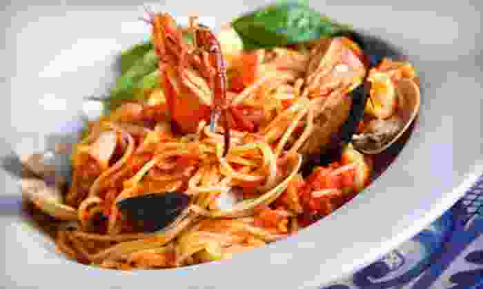 Villa Verde Café - Central Pasco: $15 for $30 Worth of Italian Cuisine for Two or More People at Villa Verde Café