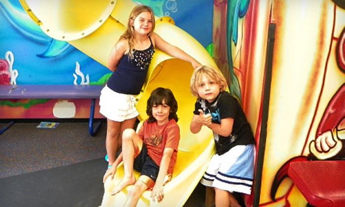 Under the Sea Indoor Playground LA - Woodland Hills: 5 or 10 Open-Play Visits at Under the Sea Indoor Playground in Woodland Hills (Up to 57% Off)
