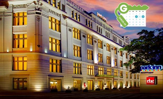 Park Inn Hotel Prague 4* a Praga   Groupon Getaways