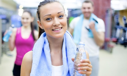 Five Fitness Classes at Right FIT - Fuel & Fitness - Herbalife (65% Off)