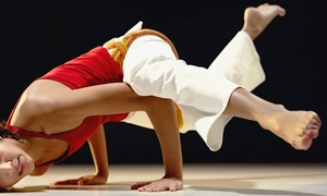 Axé Martial Arts and Fitness: 10 or 20 Capoeira Classes for Adults or Kids at Axé Martial Arts and Fitness in Mississauga (Up to 90% Off)