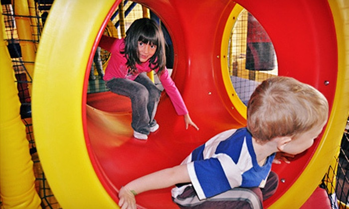 OgoPlay - West Kelowna: Six Indoor-Playground Visits for Toddlers or Children at OgoPlay (Up to 51% Off)