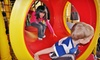 O-Go Play Family Entertainment Center - West Kelowna: Six Indoor-Playground Visits for Toddlers or Children at OgoPlay (Up to 51% Off)