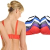 Angelina All-Day-Comfort Wireless Bras (6-Pack)
