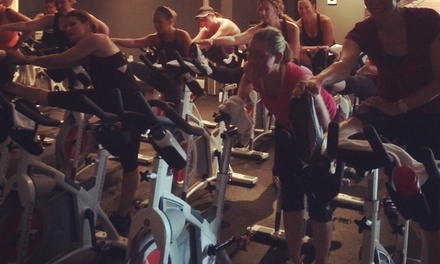 10 45Minute IndoorCycling Classes from Tandem Cycle (50% Off)