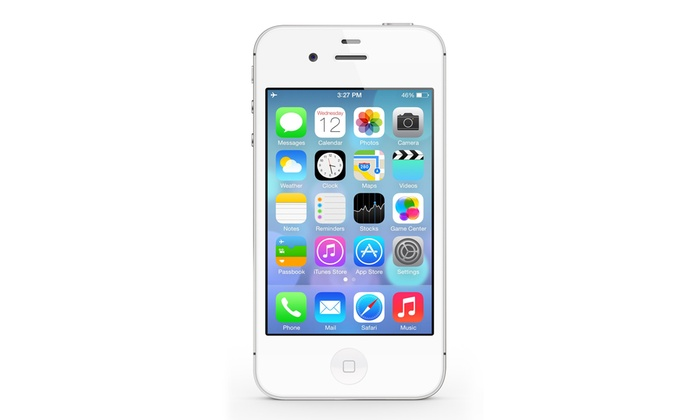 refurbished iphone 4s refurbished iphone 4s groupon goods 12849