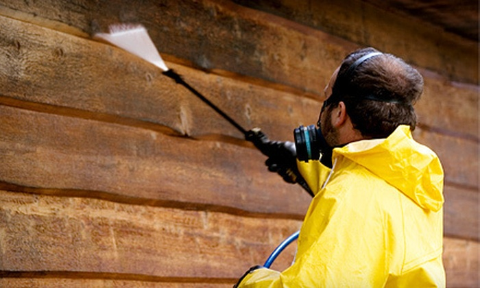 East Tennessee Power Washing - Knoxville: Pressure Washing for a One-, One-and-a-Half-, or Two-Story Home from East Tennessee Power Washing (Up to 55% Off)