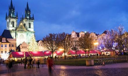 Jarmark świąteczny: ekspresowa wycieczka dla 1 osoby do Berlina, Drezna, Wiednia, Budapesztu lub Pragi z Index Polska