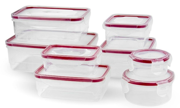 Square Plastic Food Storage Containers Listitdallas
