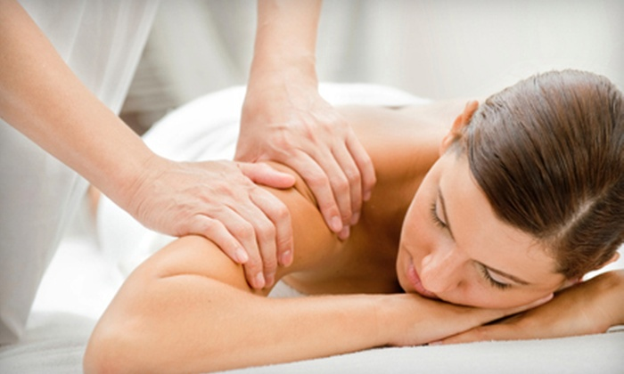 Red Wine Spa - North End: One-Hour Swedish or Deep-Tissue Massage at Red Wine Spa (Up to 51% Off)