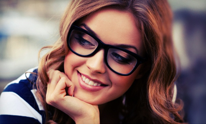 New Look Vision - St. Anthony: $19 for $310 Worth of Eyeglass Frames at New Look Vision