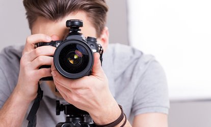 Introductory or Advanced Online Digital Photography Course from Excel with Business (Up to 89% Off)