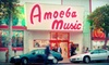 Amoeba Music - Multiple Locations: $19 for $30 Worth of New and Used CDs, DVDs, Vinyl, Posters, Memorabilia, and More at Amoeba Music