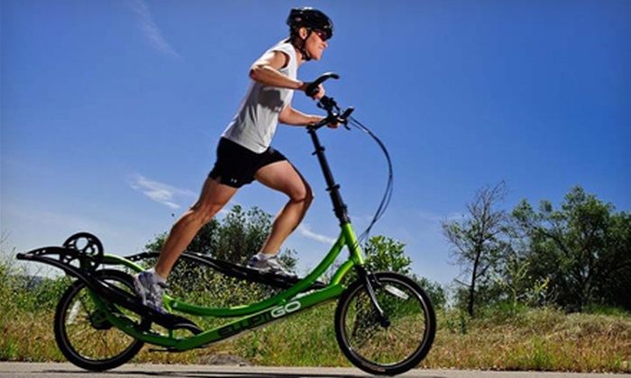 Fitness Experts - Multiple Locations: Four-Hour or a Full-Day ElliptiGO Rental for One or Two from Fitness Experts (Up to 76% Off)