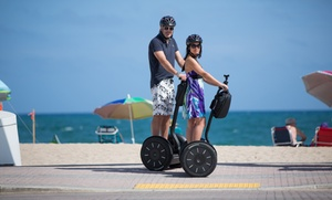 Fun Center: 60-Minute Segway Park Tour for One, Two, or Four from Fun Center (Up to 46% Off)