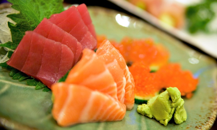 Inaka Sushi - Multiple Locations: $20 for $40 Worth of Japanese Cuisine at Inaka Sushi