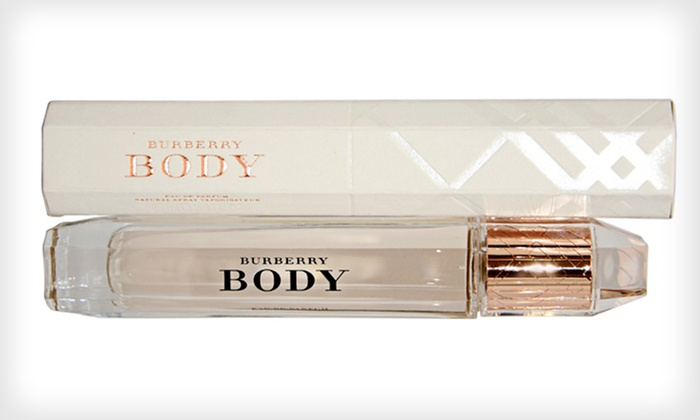 Burberry Body EDP Spray: $49 for Burberry Body EDP Spray ($95 List Price). Free Shipping and Free Returns.