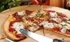Up to Half Off at MOJO'S Gourmet Pizza