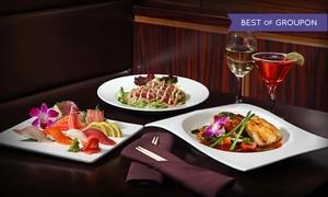 Samurai Japanese Restaurant: Hibachi Entrees for  Four at Samurai Japanese Restaurant (Up to 57% Off)