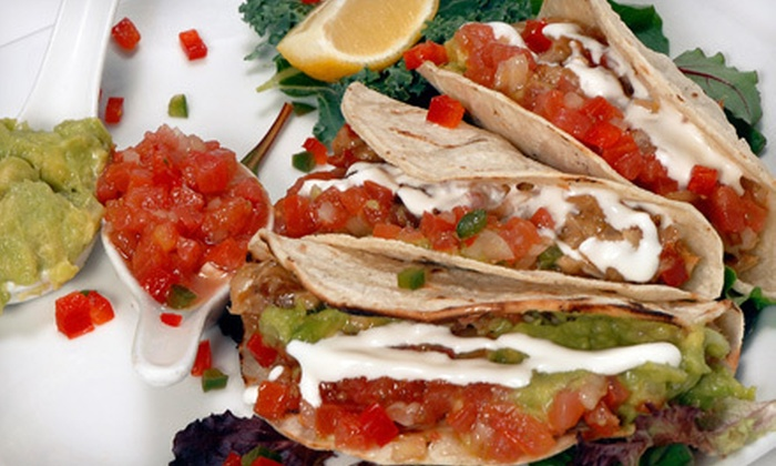El Parador - Broadmoor-Broadway: $12 for $24 Worth of Mexican Food at El Parador