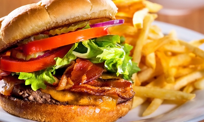 Restaurant Open - Santa Barbara: American Breakfast and Lunch Cuisine for Two, Three, or Four at Restaurant Open (40% Off)