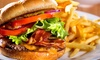 38% Off American Breakfast and Lunch Cuisine at Restaurant Open