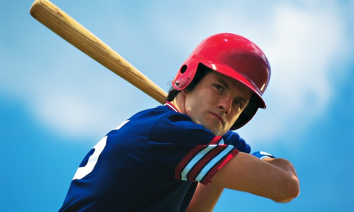 Cover All Bases - Heart Of Arlington: Batting Cage Visit with 40 or 80 Tokens at Cover All Bases (50% Off)