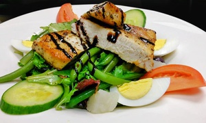 Yves' Bistro: French Comfort Food for Lunch or Dinner at Yves' Bistro in Alexandria (Up to 45% Off)