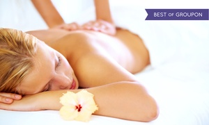 Bliss Spa & Nails: One or Two One-Hour Swedish or Deep-Tissue Massages at Bliss Spa & Nails (42% Off)
