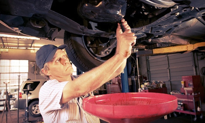 Express Oil Change  - Baton Rouge: $20 for an Oil Change and Tire Rotation at Express Oil Change ($58.94 Value)