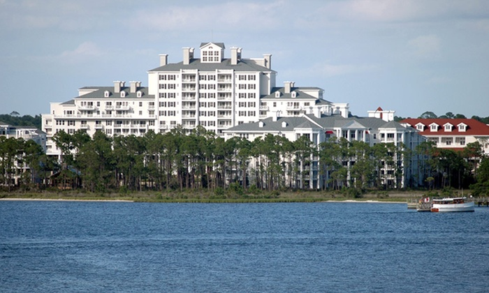 Grand Complex at Sandestin Gold and Beach Resort - Pensacola / Emerald Coast: Stay at Sandestin Golf and Beach Resort in Miramar Beach, FL