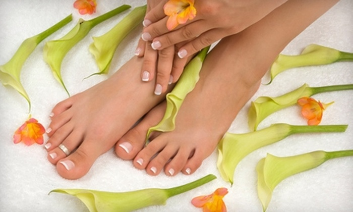 Honors Beauty College, a Tricoci University Campus - Indianapolis: $18 for Mani-Pedi at Honors Beauty College, a Tricoci University Campus ($37 Value)