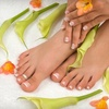 51% Off Mani-Pedi at Honors Beauty College
