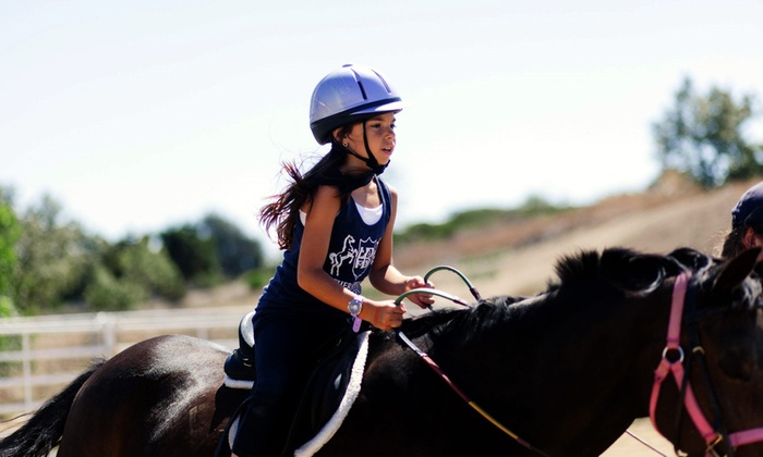 Therapeutic Riding Center of Huntington - Huntington Beach: Up to 50% Off Tickets to TRC's Derby Day Fundraiser at Therapeutic Riding Center of Huntington