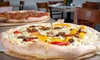 The Stone and Paddle - Multiple Locations: Stone-Baked Pizza and Italian Fare at The Stone and Paddle (Up to 56% Off). Two Options Available.