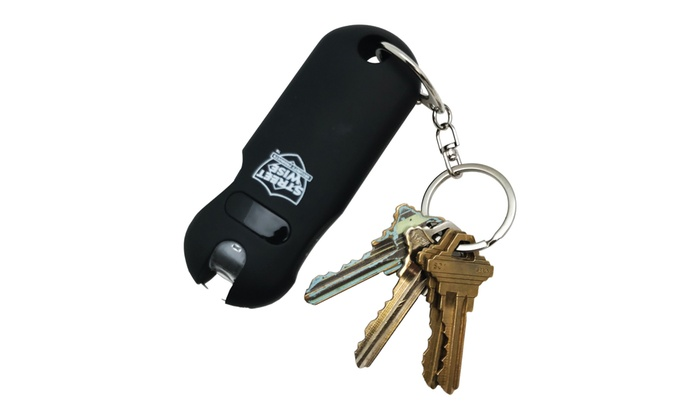 Streetwise Smart Key Chain 24 000 000v Stun Gun W Led Flashlight