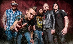 Saving Abel And Smile Empty Soul On May 11 At 9 P.m.